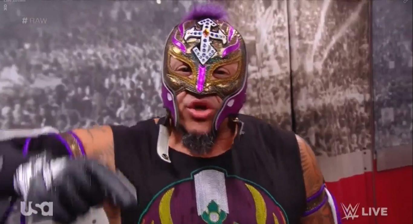 WWE RAW (6 de enero 2020)   Resultados en vivo   Regresa Brock Lesnar 2