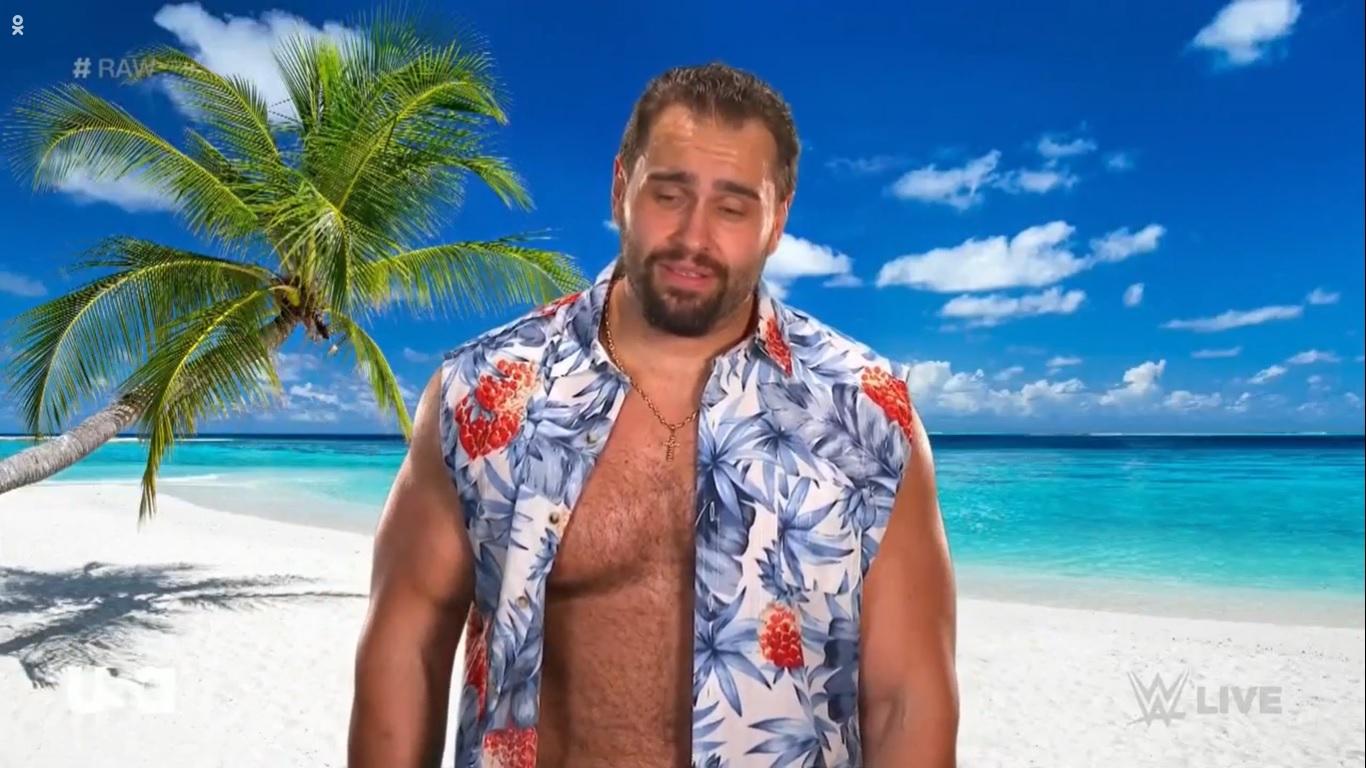 WWE RAW (6 de enero 2020)   Resultados en vivo   Regresa Brock Lesnar 32