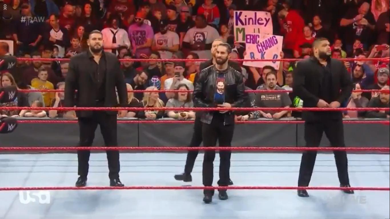 Raw 20 de enero 2020