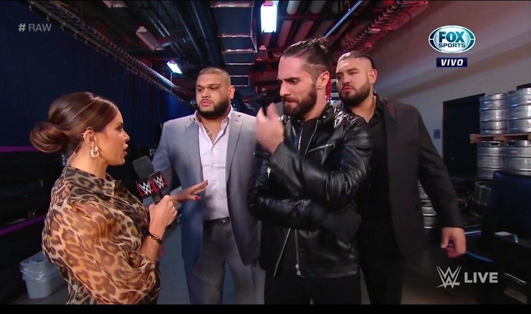 WWE RAW (6 de enero 2020)   Resultados en vivo   Regresa Brock Lesnar 13
