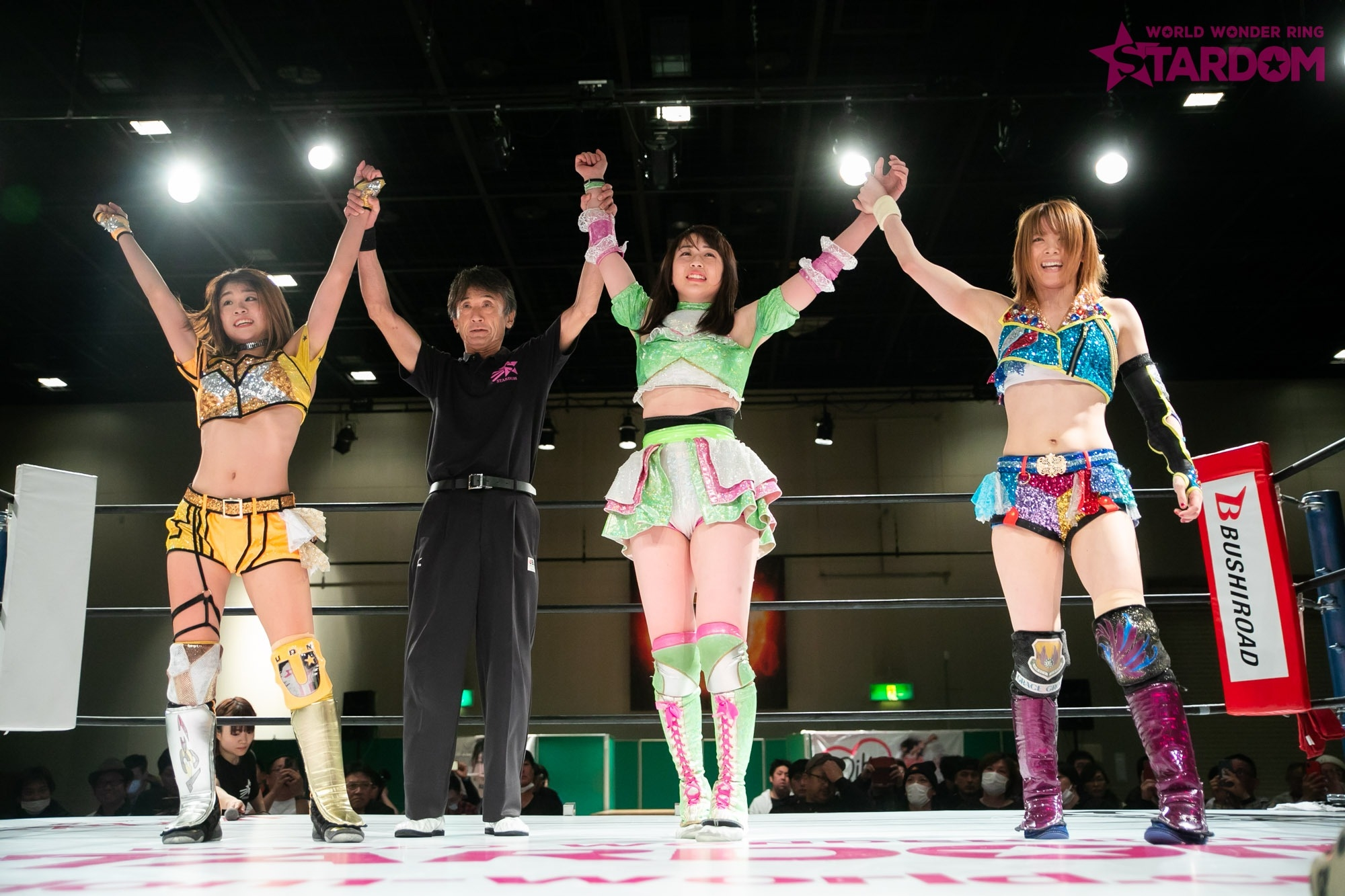 "Stardom: ""New Year Stars 2020"" Inició el torneo High Speed Grand Prix 97"