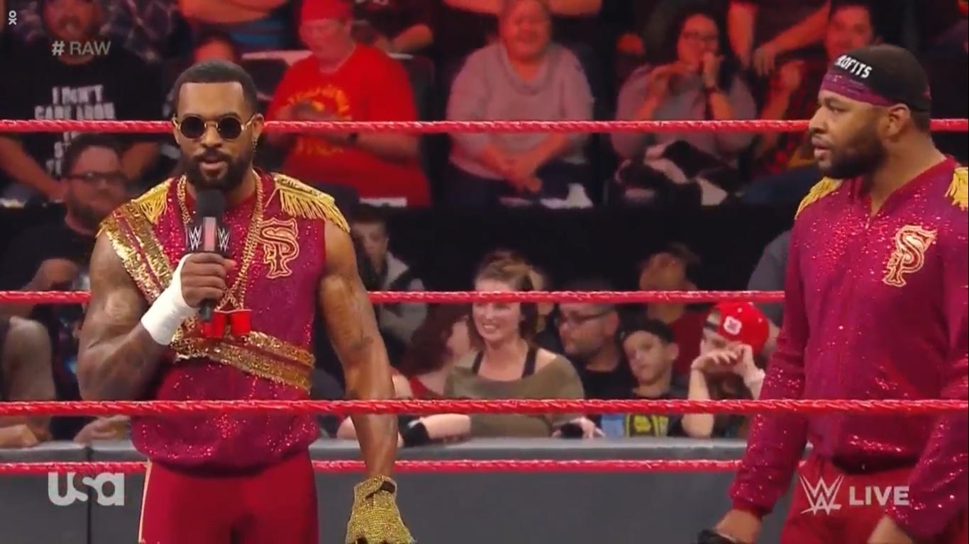 WWE RAW (6 de enero 2020)   Resultados en vivo   Regresa Brock Lesnar 14