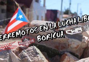 VIDEO: Terremotos en la Lucha Libre Boricua 3