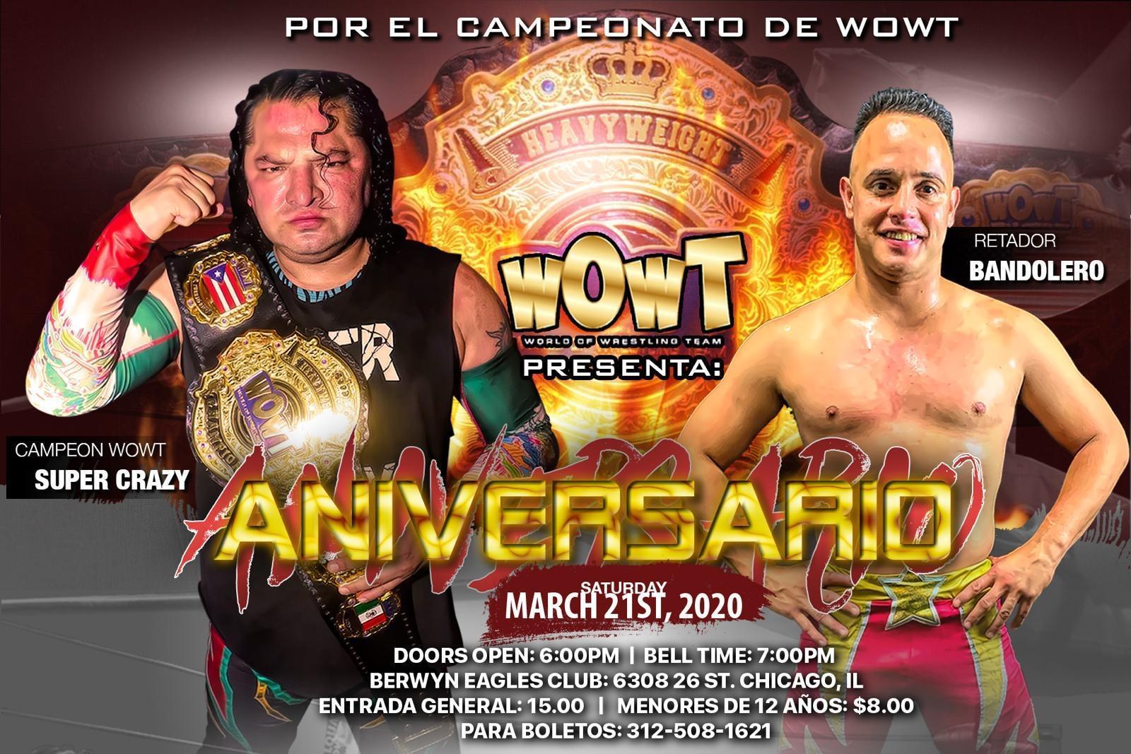 Boletos disponibles para Aniversario de WOWT en Chicago 15
