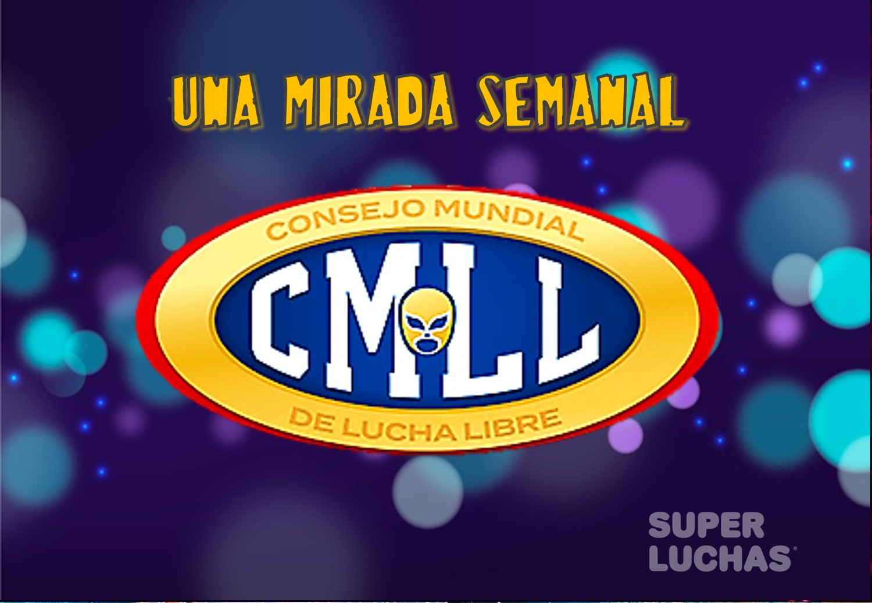 Una mirada semanal al CMLL (del 2 al 8 de enero 2020) 1