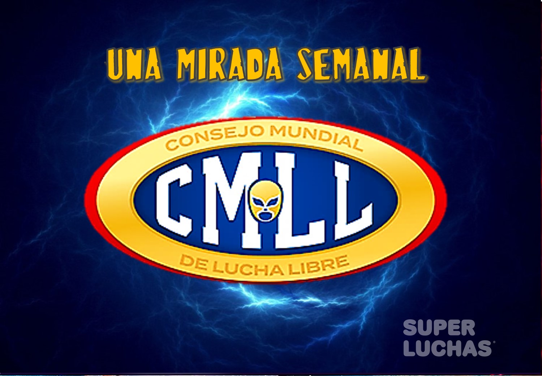 Una mirada semanal al CMLL (del 9 al 15 de enero 2020) 1
