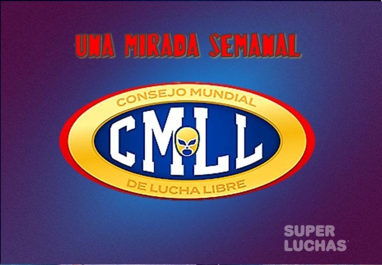 Una mirada semanal al CMLL (del 16 al 22 de enero 2020) 1