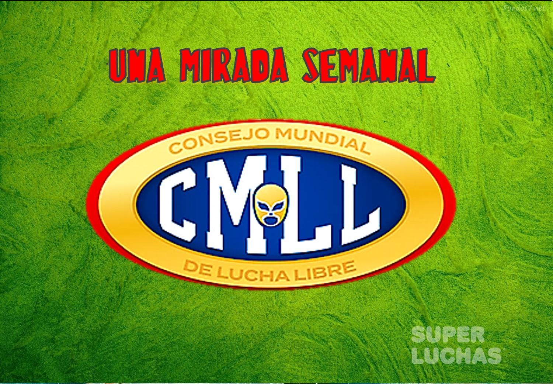 Una mirada semanal al CMLL (del 23 al 29 de enero 2020) 1
