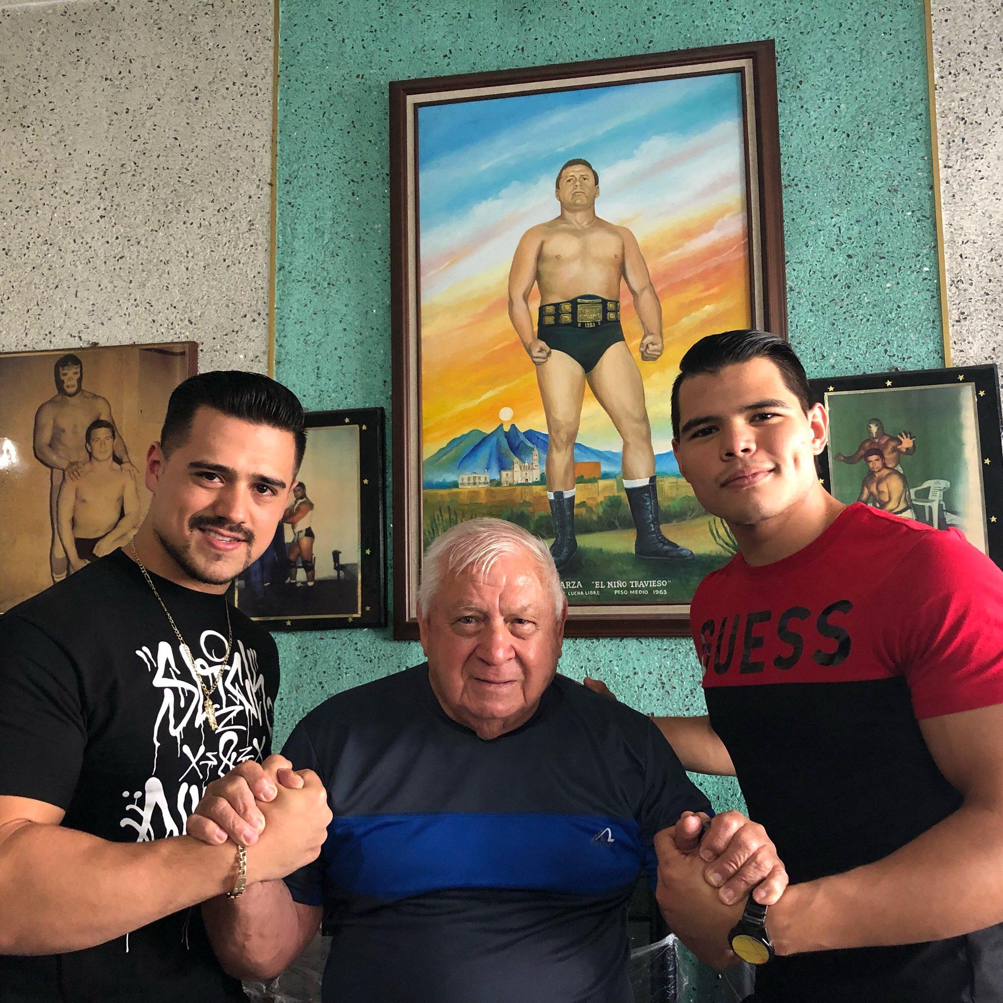 Ángel Garza vs Humberto Carrillo añadida a Super ShowDown 2020 – Superluchas