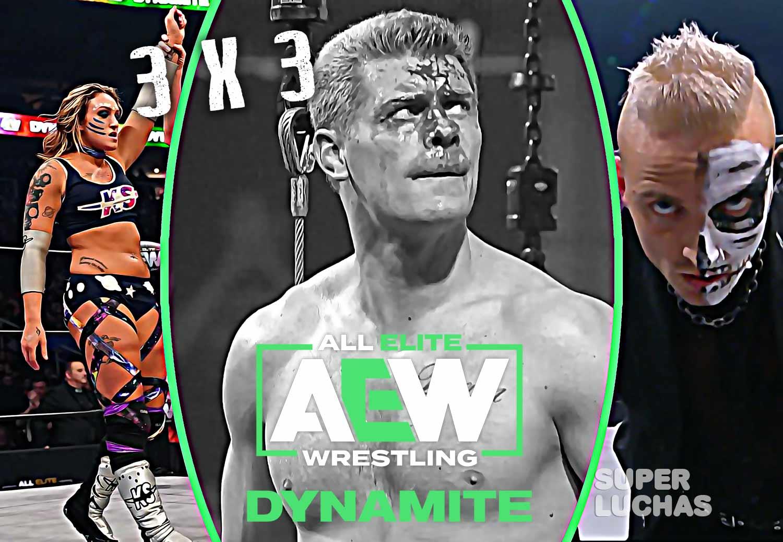 AEW Dynamite 19 de febrero 2020
