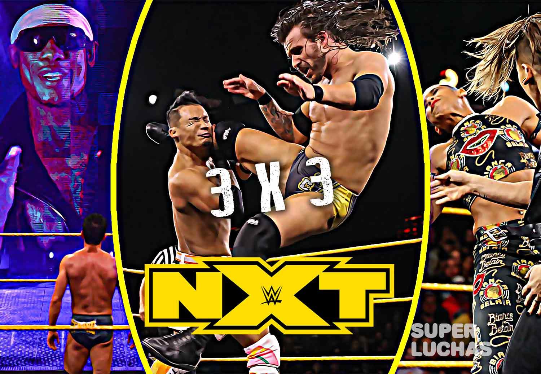 3x3 NXT 12 de febrero 2020