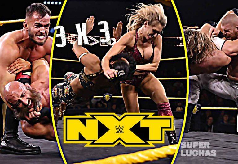 3x3 NXT 26 de febrero 2020