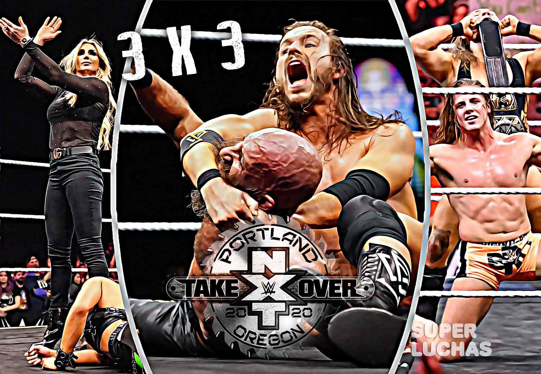 3x3 NXT TakeOver: Portland