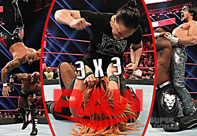 3x3 Raw 10 de febrero 2020