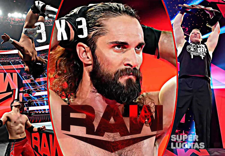 3x3 Raw 24 de febrero 2020