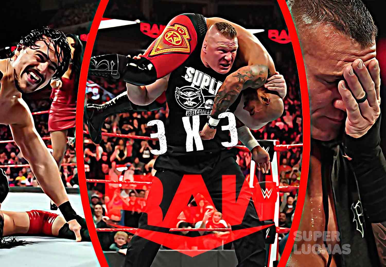 3x3 Raw 3 de febrero 2020
