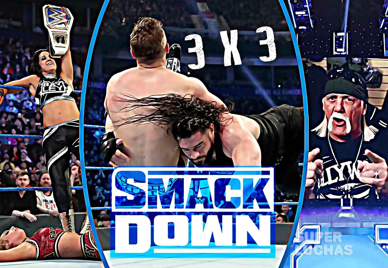 3 x 3: Lo mejor y lo peor de SmackDown 14 de febrero 2020