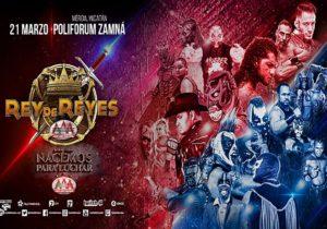 "AAA: Cartel ""Rey de Reyes 2020"" Psycho Circus vs Facción Ingobernable 2"