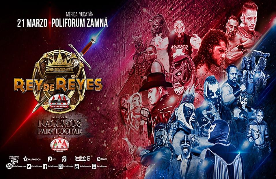 "AAA: Se cancela ""Rey de Reyes 2020"" por Coronavirus 7"