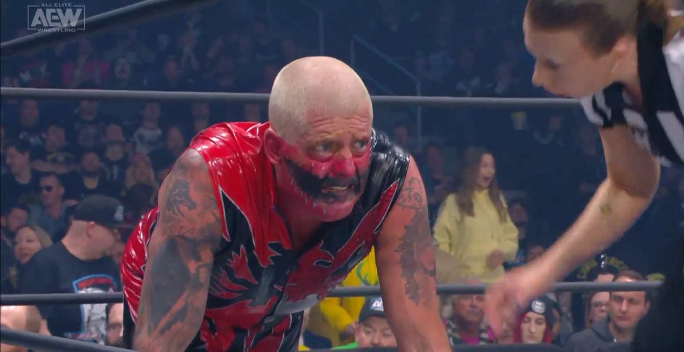 AEW REVOLUTION (29 de febrero 2020) | Resultados en vivo | Chris Jericho vs. Jon Moxley 5