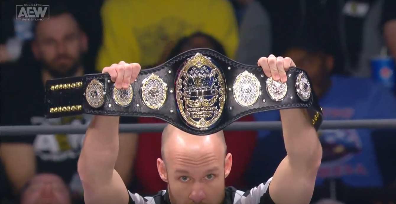 AEW REVOLUTION (29 de febrero 2020) | Resultados en vivo | Chris Jericho vs. Jon Moxley 45