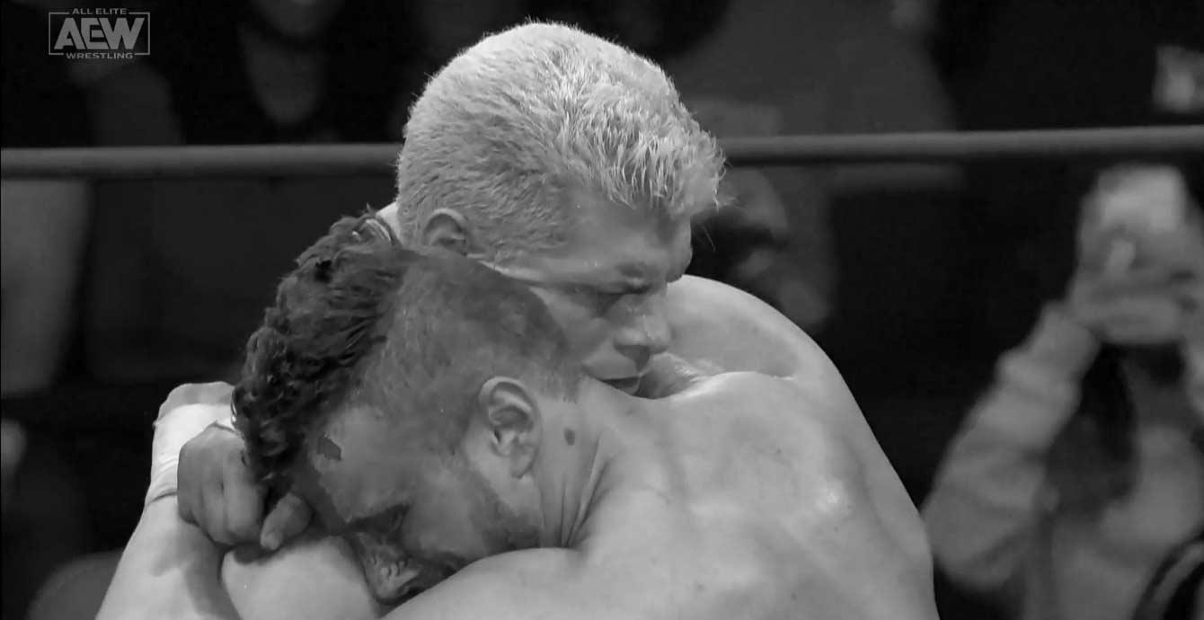 AEW REVOLUTION (29 de febrero 2020) | Resultados en vivo | Chris Jericho vs. Jon Moxley 74