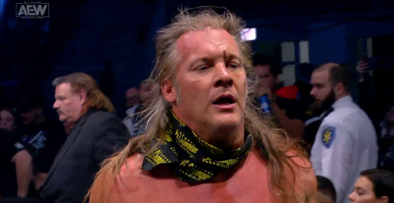 AEW REVOLUTION (29 de febrero 2020) | Resultados en vivo | Chris Jericho vs. Jon Moxley 95