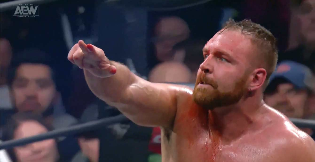 AEW REVOLUTION (29 de febrero 2020) | Resultados en vivo | Chris Jericho vs. Jon Moxley 106