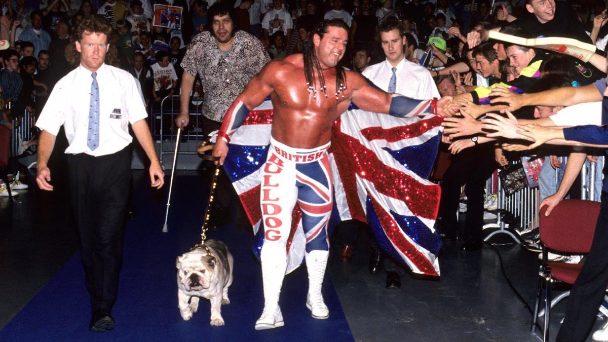 WWE Hall of Fame 2020 British Bulldog en el Salón de la Fama WWE
