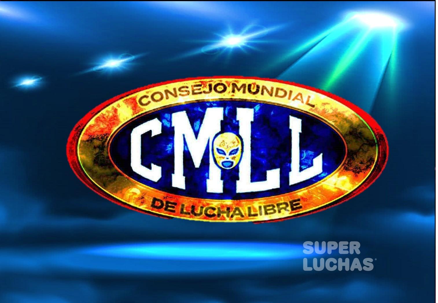 """CMLL: """"Homenaje a Dos Leyendas 2020"""" Conferencia de prensa- Sangre Chicana, homenajeado 1"""