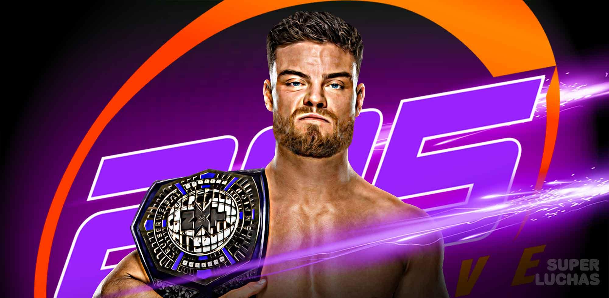 Resultados WWE 205 Live 7 de febrero 2020