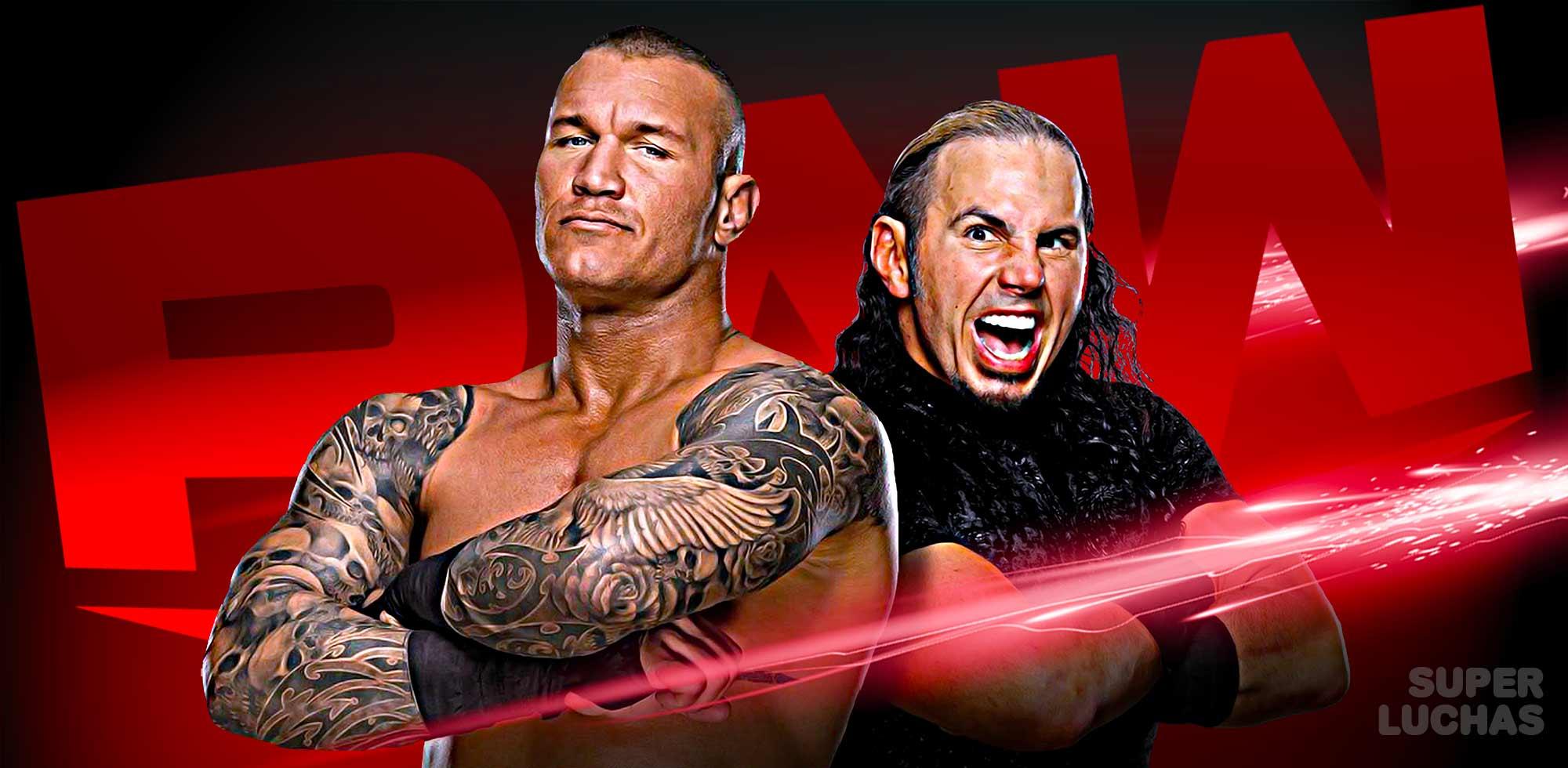 Resultados WWE Raw 17 de febrero 2020