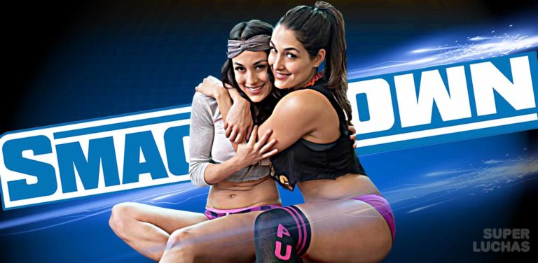 Resultados SmackDown 21 de febrero 2020