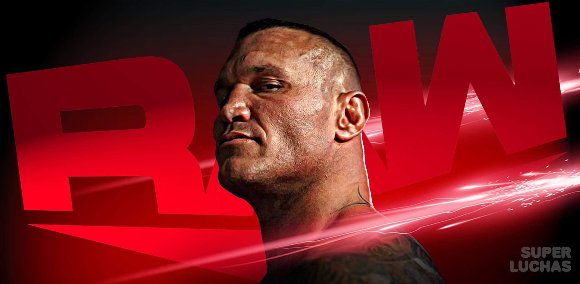 Resultados Raw 24 de febrero 2020