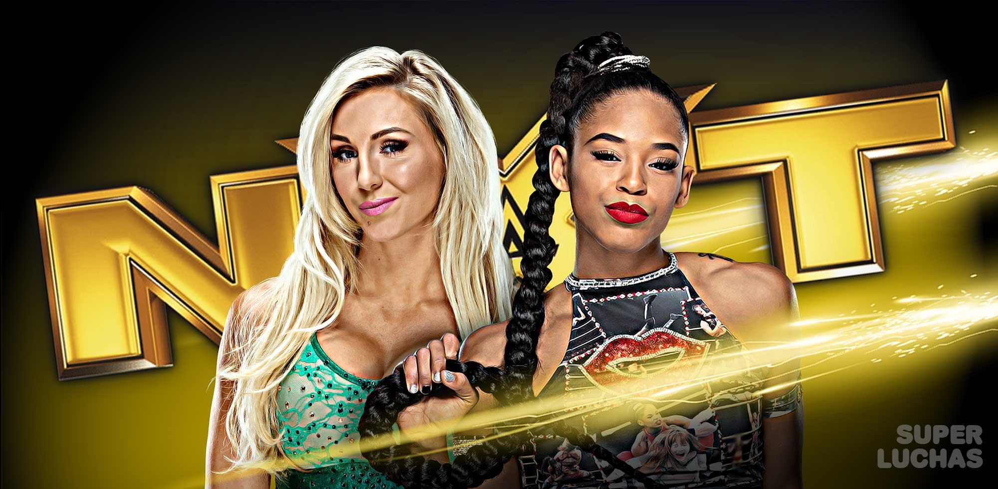 Resultados NXT 26 de febrero 2020
