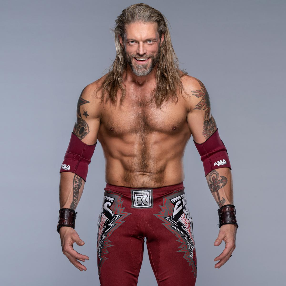 Edge / WWE Regresos en WWE Raw