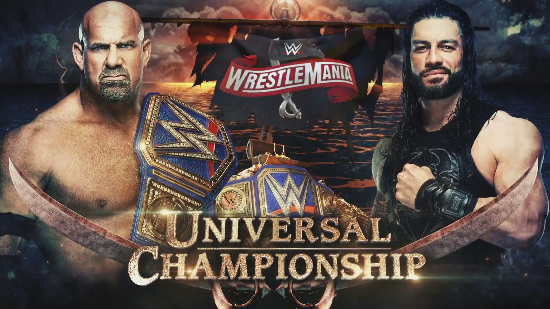 Lema oficial de WrestleMania 36