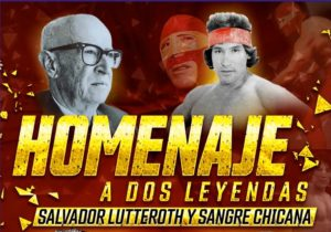 """CMLL: Cartel """"Homenaje a Dos Leyendas 2020"""" Bárbaro Cavernario vs. Felino 2"""