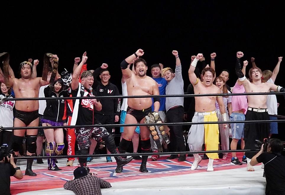 Machida Pro Wrestling Festival Vol. 3 La gran fiesta de Takeda e Ishikawa 5