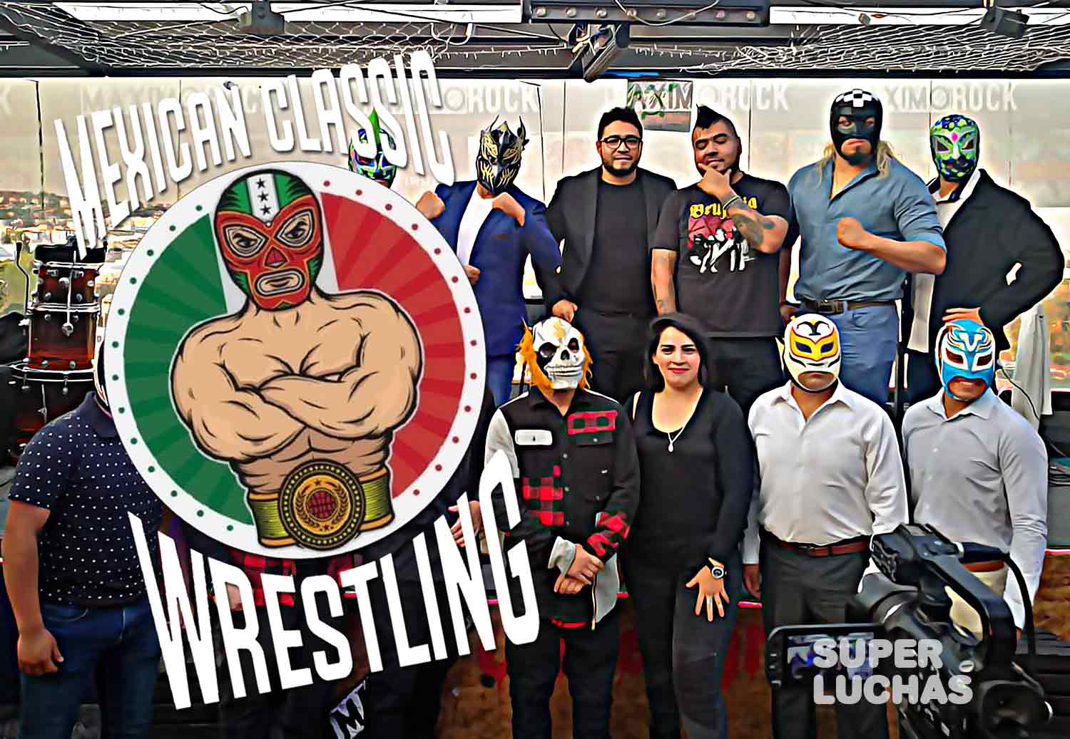 Mexican Classic Wrestling