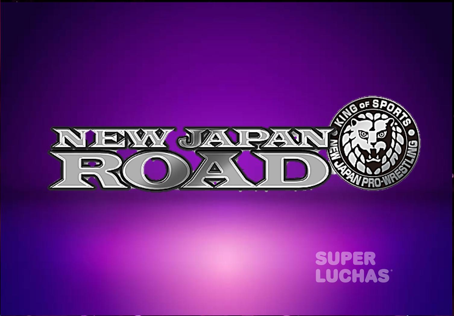 """NJPW: Títulos que se disputarán en """"New Japan Road"""" 1"""
