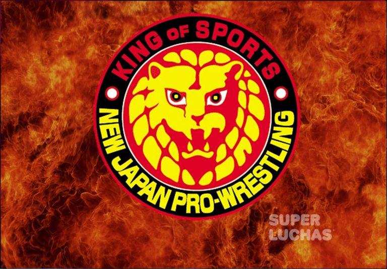 NJPW: Anuncia dos cancelaciones más y permanece inactivo 1