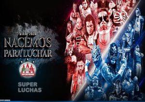 """AAA: """"Nacemos para Luchar"""" llega a Guadalajara 3"""