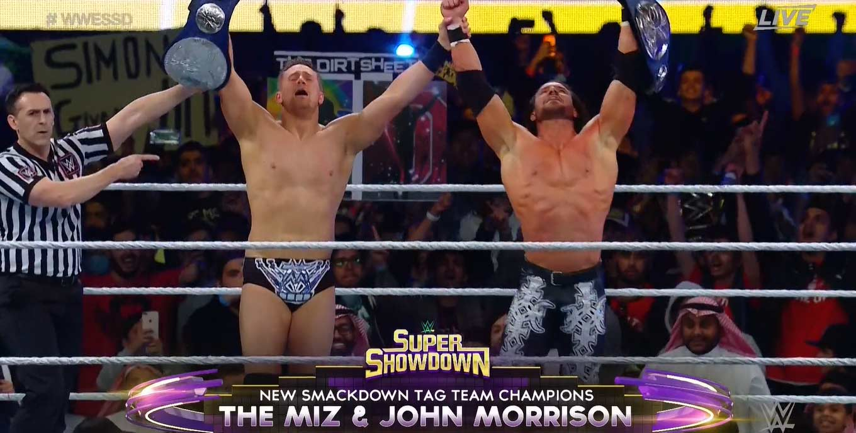 WWE SUPER SHOWDOWN 2020   Resultados en vivo   Goldberg vs. The Fiend 26