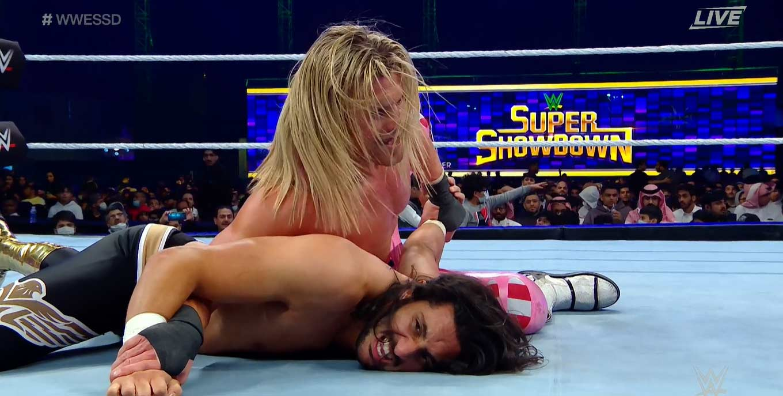 Resultados WWE Super ShowDown 2020
