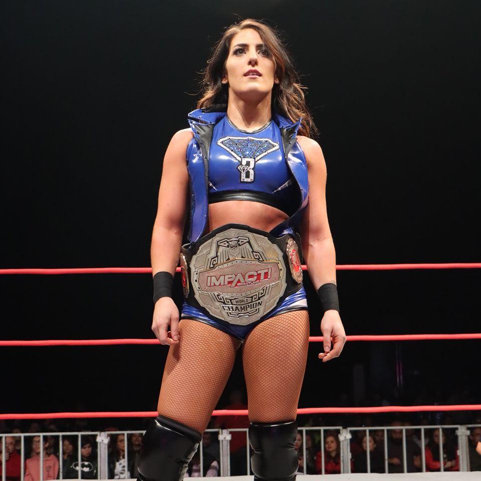 ¿Cuándo podría competir Tessa Blanchard para otra compañía? 1