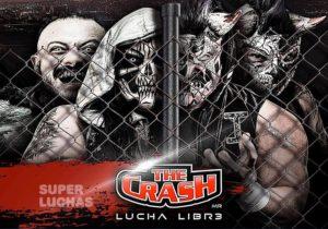 The Crash: Lucha en Jaula, Rebelión Amarilla vs. Traumas 2