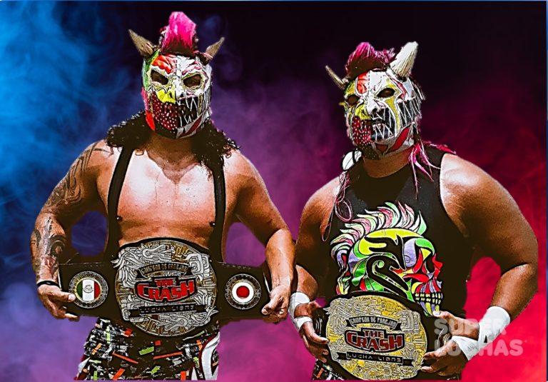 The Crash: Los Hermanos Trauma se coronan campeones 1