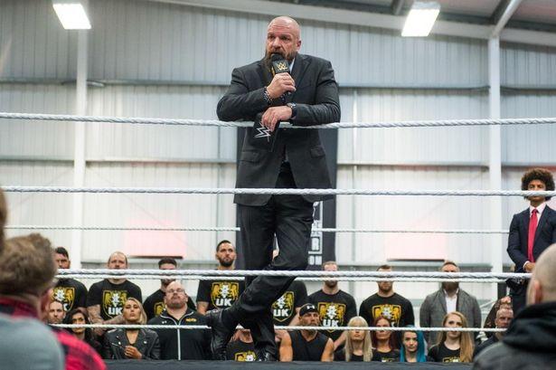 Triple H habla de WrestleMania 36