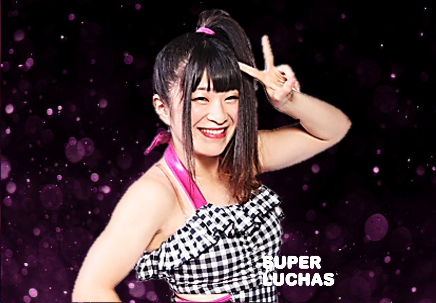 CMLL: Tsukushi ya se encuentra en México 2